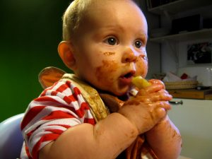 baby led weaning pic 2